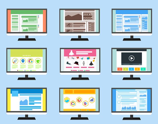 עיצוב גרפי באינטרנט
